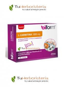 Biform L-Carnitna Liquid 20 viales Dietisa