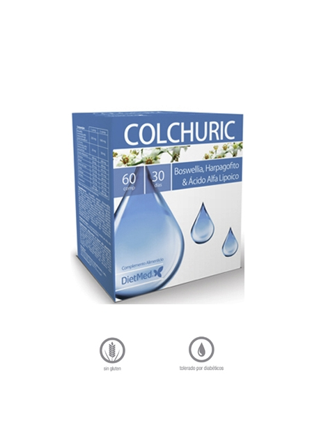 Colchuric 60 comprimidos DietMed