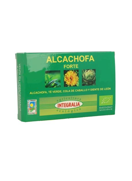 Alcachofa Forte Ecologica Integralia