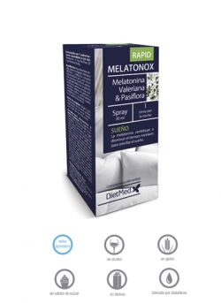 Melatonox Rapid Spray 30 ml Dietmed