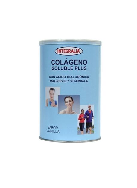 Colageno Soluble 360 gr Vainilla Integralia