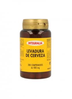 Levadura de Cerveza 280 comprimidos de Integralia