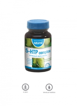 5-HTP Complex Naturmil 60 comprimidos Dietmed
