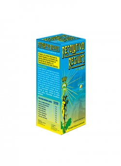 Resolutivo Regium 600 ml Plameca