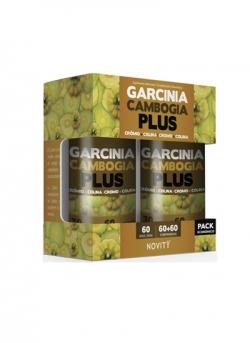 Garcinia Cambogia Plus Pack 60 + 60 Dietmed