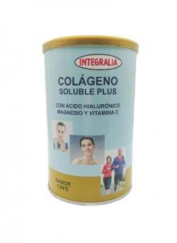 Colágeno Soluble Plus 360 gr Sabor Café Integralia