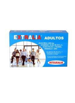 Extralia Adultos 20 viales Integralia