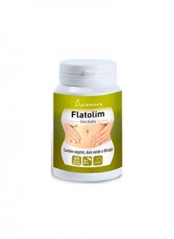Flatolim 60 cápsulas vegetales Plameca