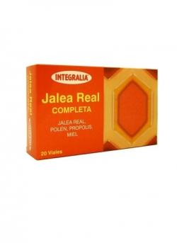 Jalea Real Completa 20 viales Integralia