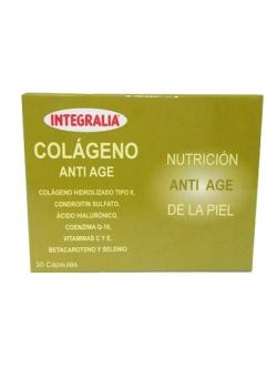 Colágeno Anti Age 30 cápsulas Integralia