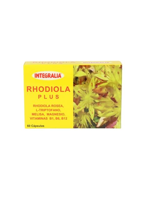 Rhodiola Plus 60 capsulas Integralia