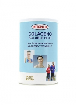 Colágeno Soluble Plus 360 gr Neutro Integralia