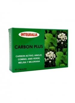 Carbón Plus 60 cápsulas Integralia
