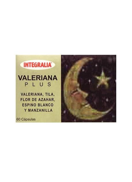 Valeriana Plus 60 capsulas de Integralia