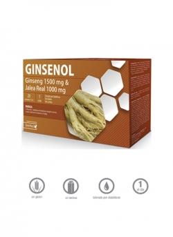 Ginsenol 20 ampollas 15 ml Dietmed