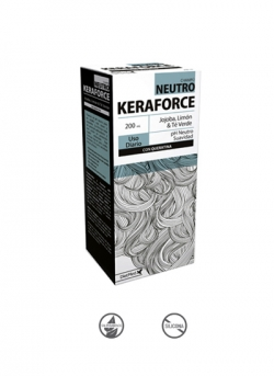 Keraforce Neutro con Queratina Champu 200 ml Dietmed