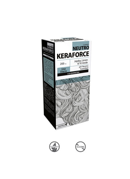 Keraforce Neutro con Keratina Champu 200 ml