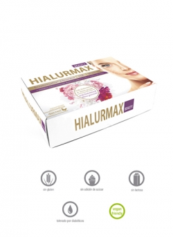 Hialurmax 30 cápsulas Dietmed