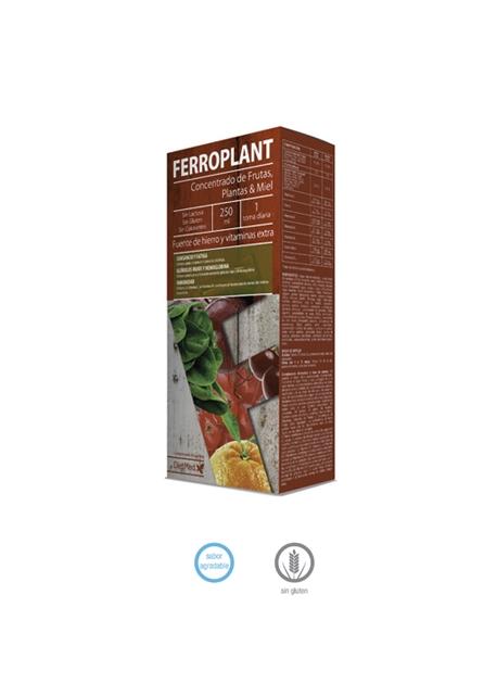 Ferroplant 250 ml Solucion Oral DietMed