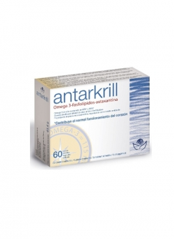 Antarkrill Omega 3 60 perlas Bioserum