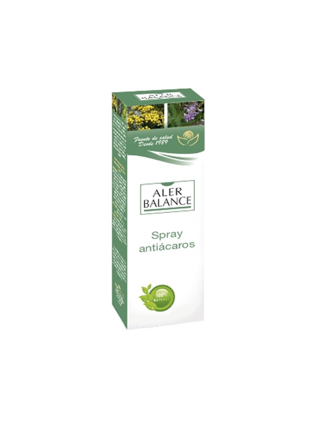Aler Balance Spray Antiácaros 50 ml Bioserum