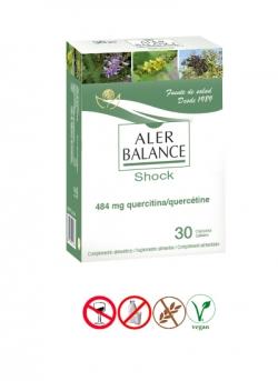 Aler Balance Shock 30 cápsulas Bioserum