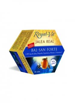 Royal Vit Jalea Real Bal San Forte 20 viales Dietisa