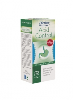 Acid Control Jarabe 250 ml Dietisa
