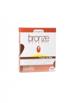 Bronze Natural 30 perlas 780 mg Drasanvi