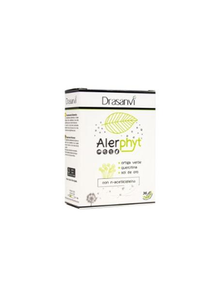 Alerphyt 36 cápsulas vegetales 792 mg Drasanvi