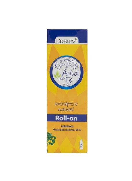 Aceite de Árbol del Té Roll On 10 ml Drasanvi