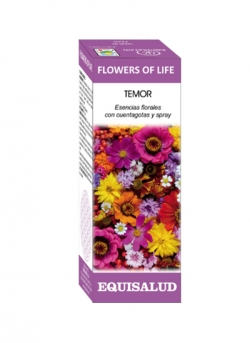 Flowers Of Life Temor 15 ml Equisalud