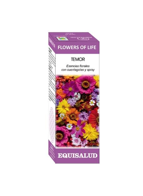 Flowers Of Life Temor 15 ml Equisalud.
