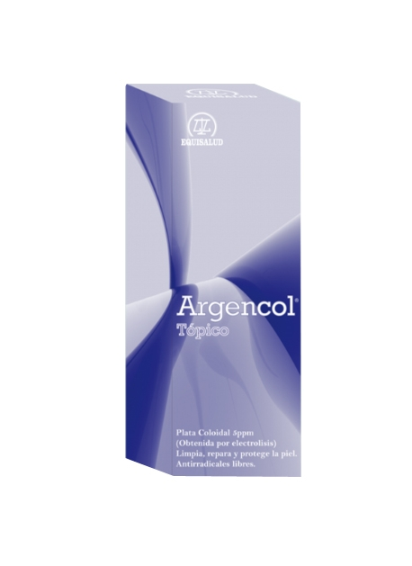 Argencol Tópico 100 ml Equisalud