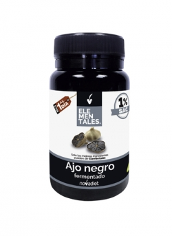 Ajo Negro Fermentado 30 cápsulas vegetales Novadiet