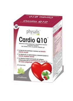Cardio Q10 60 comprimidos Physalis