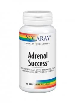Adrenal Succes 60 VegCaps Solaray