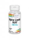 Ácido Alfa Lipoico 60 VegCaps 250 mg Solaray