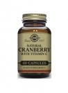 Arándano Rojo con Vitamina C 60 cápsulas vegetales Solgar