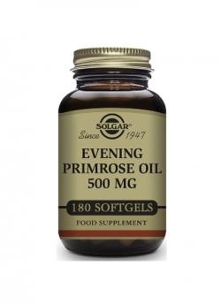 Aceite de Prímula de Rosa 180 cápsulas blandas 500 mg Solgar