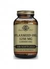 Aceite de Linaza 100 cápsulas blandas 1250 mg Solgar