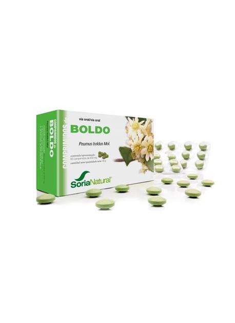 Boldo comprimidos Soria Natural