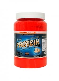 100% Protein Sport Vainilla 1 kg Sotya