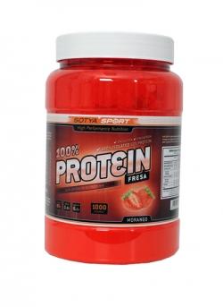100% Protein Sport Fresa 1 kg Sotya