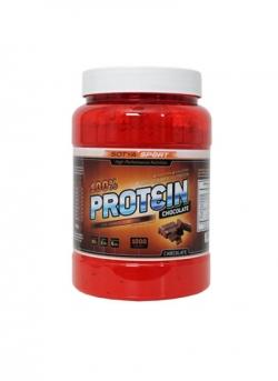 100% Protein Sport Chocolate 1 kg Sotya