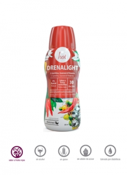 Drenalight Hot 600 ml Dietmed