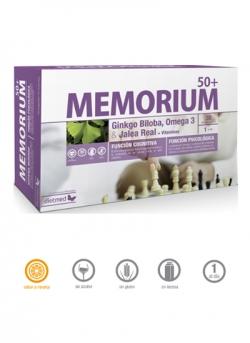 Memorium 50+ 30 ampollas Dietmed
