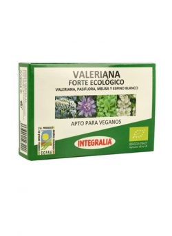 Valeriana Forte 60 capsulas Integralia