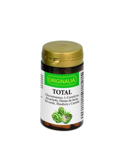 Total Originalia 60 capsulas Integralia