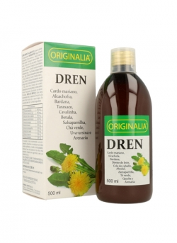 Dren Jarabe Originalia 500 ml Integralia